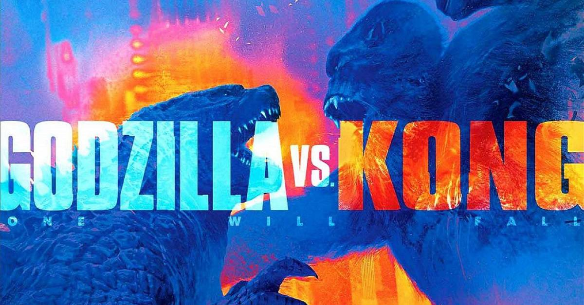 0 Godzilla vs Kong Feat Image - New GODZILLA VS KONG Synopsis Teases Spectacular Battle For The Ages