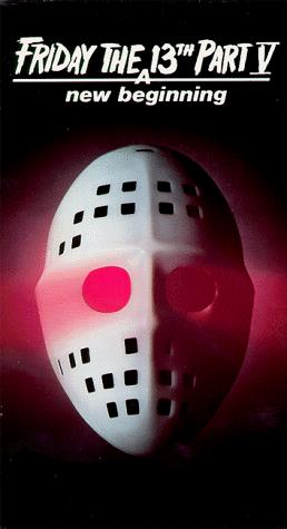 A New Beginning Poster - This Day in Horror History: FRIDAY THE 13TH: A NEW BEGINNING Was Released in 1985