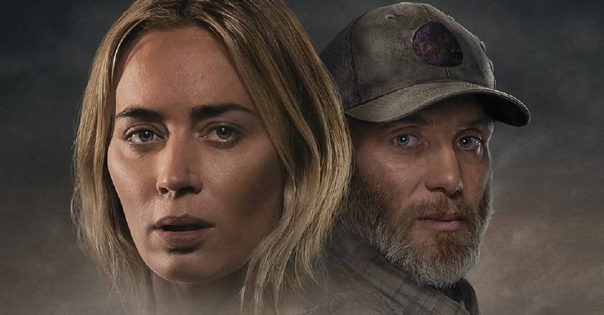 A QUIET PLACE 2 PG 13 - A QUIET PLACE PART II Rated PG-13 For Bloody/disturbing Images & More