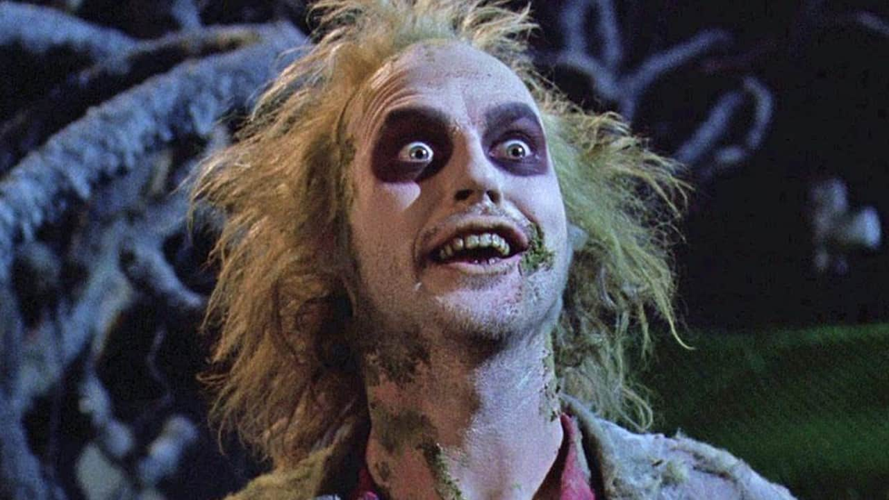 Beetlejuice Banner - This Day in Horror History: BEETLEJUICE Was Released in 1988