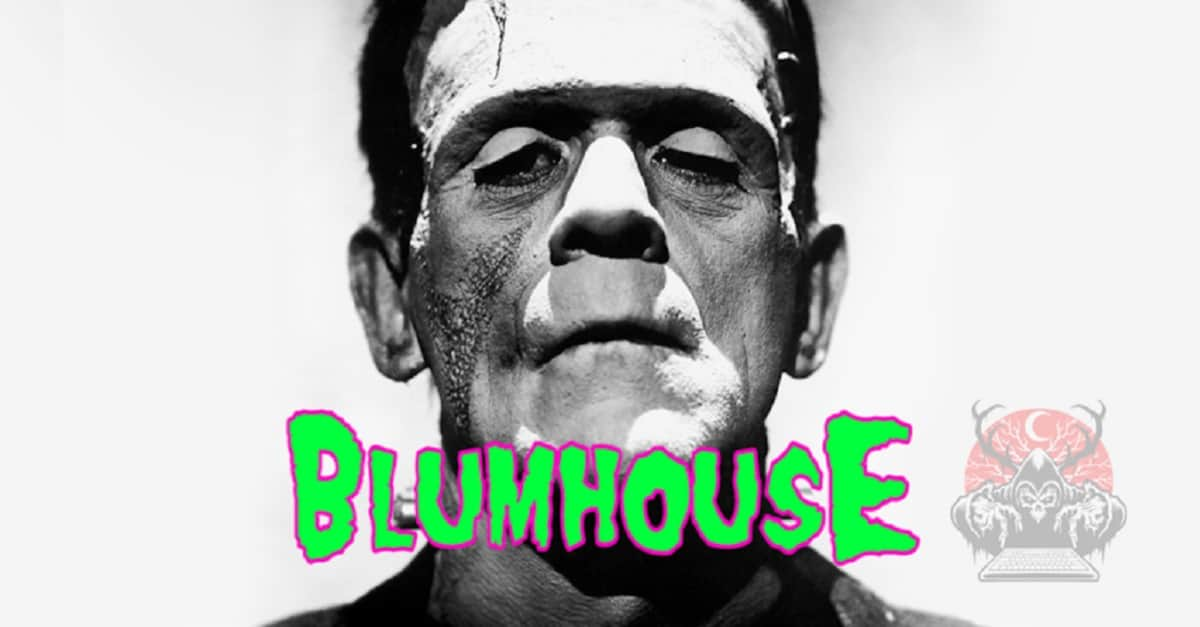 Blumhouse FRANKENSTEIN - Blumhouse Wants to Remake FRANKENSTEIN Next
