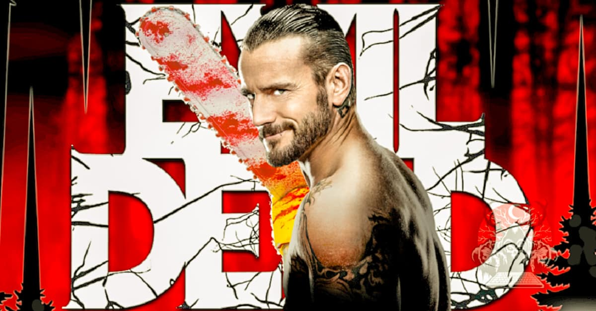 CM Punk Ash Evil Dead HD - EVIL DEAD: WWE Fans Want CM Punk To Replace Bruce Campbell As New Ash