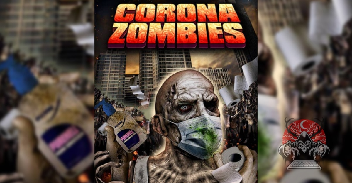 Corona Zombies HD - Full Moon's CORONA ZOMBIES Coming Next Month