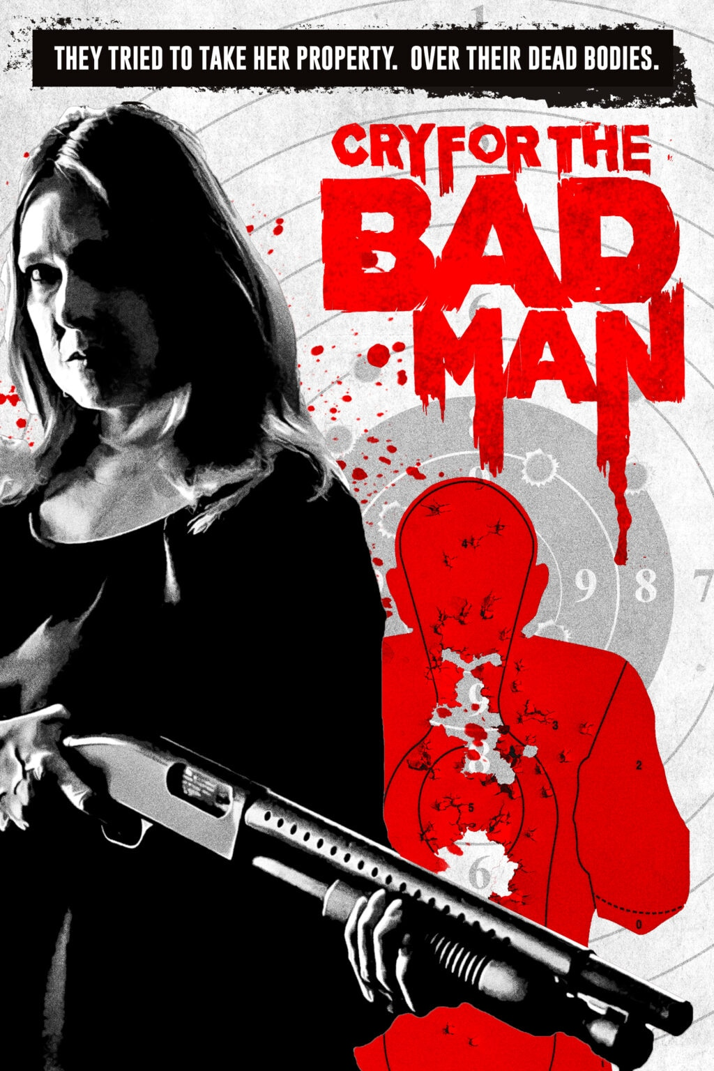 CryForTheBadMan KeyArt 2x3 2000x3000 1024x1536 - Trailer: I SPIT ON YOUR GRAVE's Camille Keaton in Revenge Horror CRY FOR THE BAD MAN