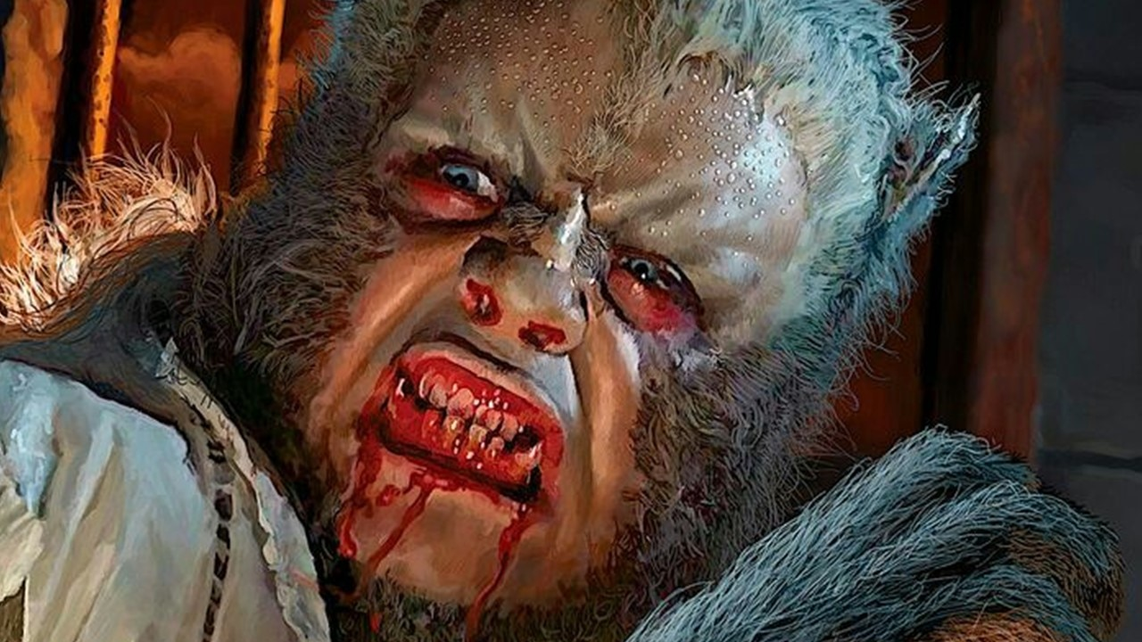 Curse of the werewofl banner - Scream Factory to Release THE CURSE OF THE WEREWOLF Collector's Edition Blu-ray