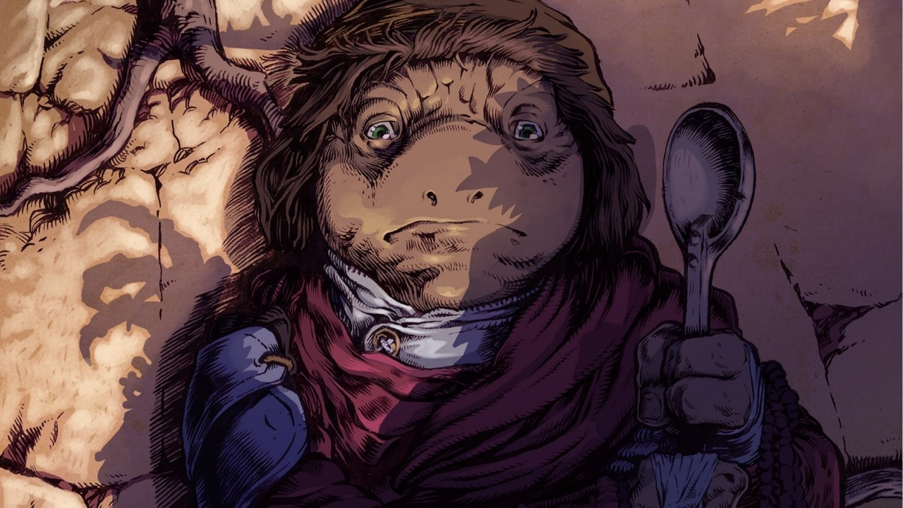 Dark Crystal Age of Resistance 7 Banner - First Look at JIM HENSON'S THE DARK CRYSTAL: AGE OF RESISTANCE #7