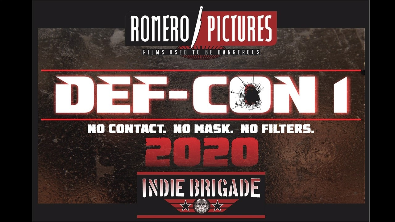 Def Con 1 Banner - DEF-CON 1: A Virtual Convention You Can Attend This Weekend!