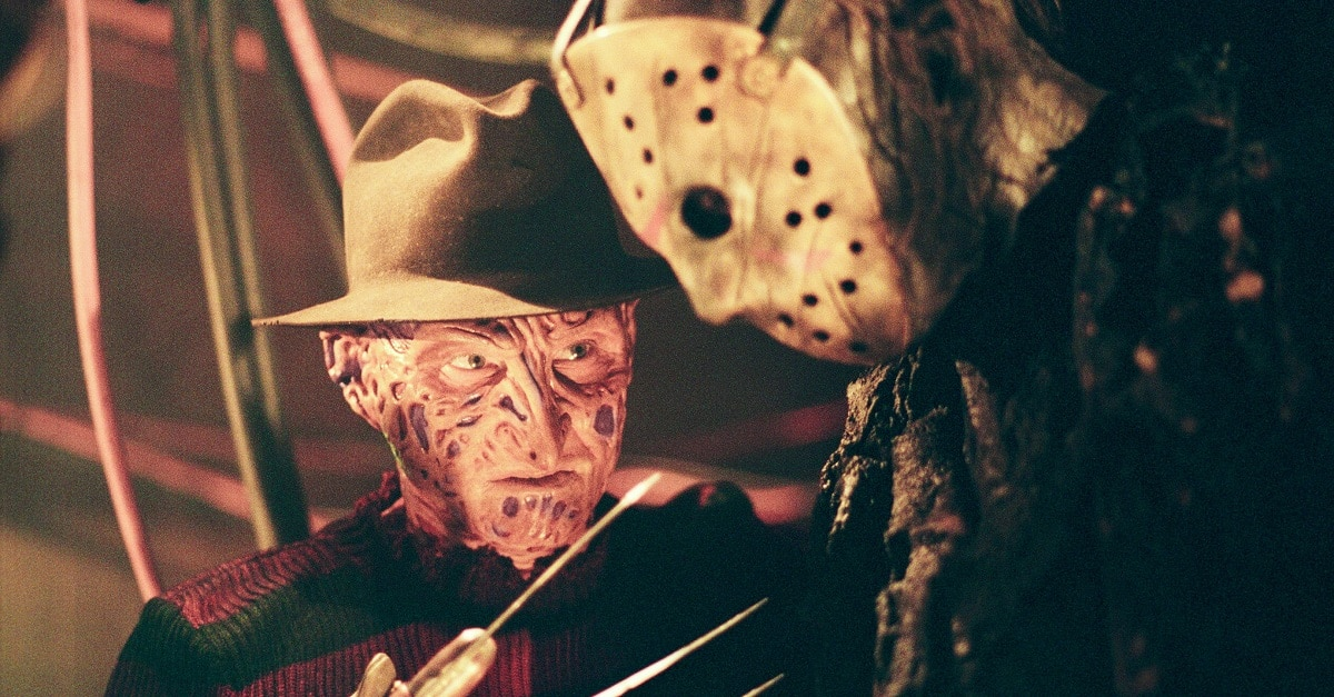 Freddy Vs Jason Kinox