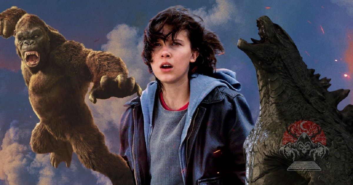 GODZILLA VS KONG VS MILLIE BOBBY BROWN - GODZILLA VS KONG Plot Details: Parallel Storylines, 2 Young Girls & Positive Message for Society Nowadays