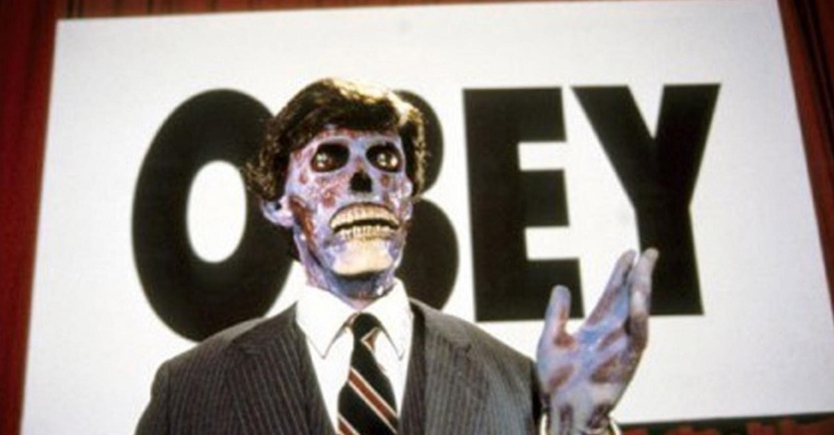Gary B Kibbe They Live - RIP: Frequent John Carpenter cinematographer Gary B. Kibbe