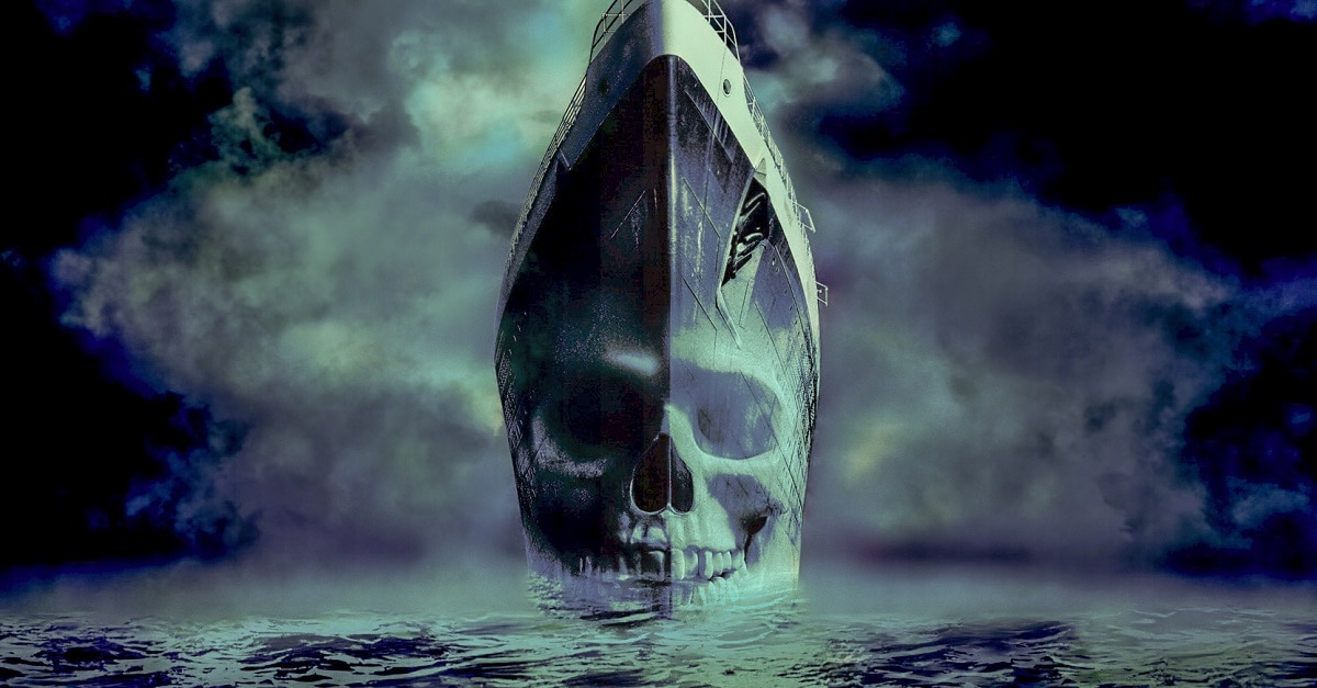 Ghost Ship St Augustine - 95-Year-Old Bermuda Triangle Ghost Ship Discovered  Off The Coast of St. Augustine, Florida
