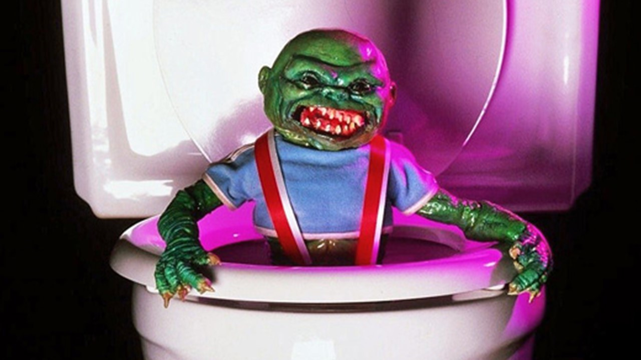 Ghoulies - The First Urban Legend About a Toilet Monster Was Written in the 2nd Century