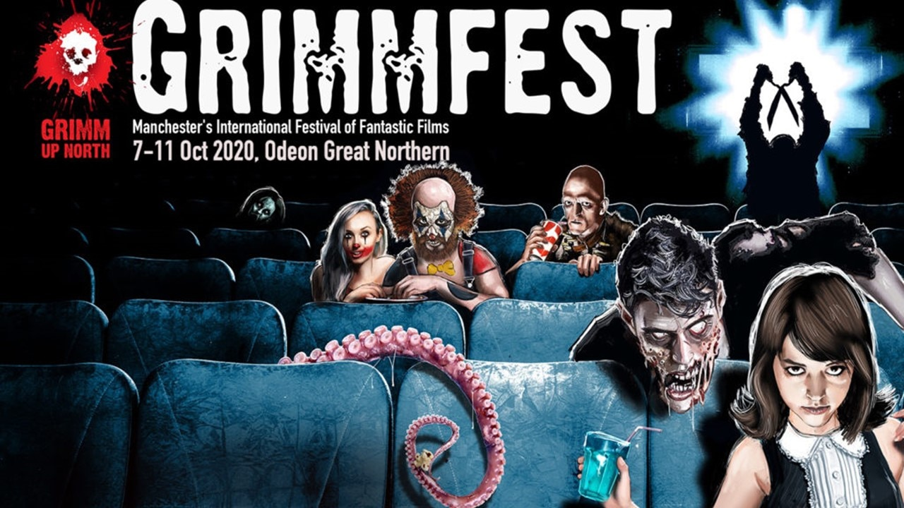 Grimmfest 2020 Banner - GRIMMFEST Names Jury & Offers 50% Off Submissions