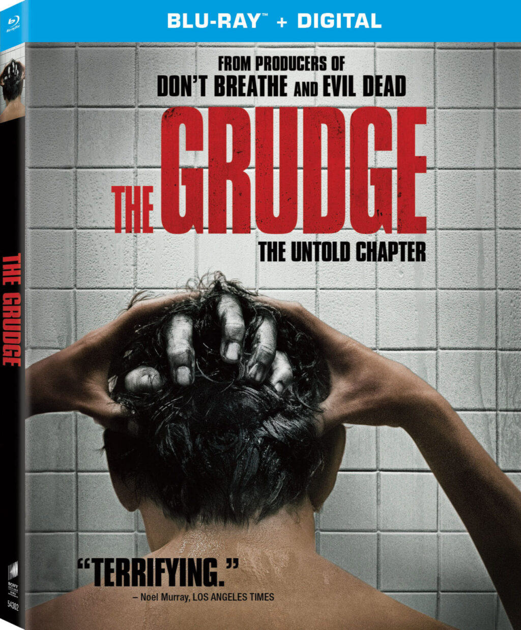 Grudge Blu ray 1024x1238 - New Behind-The-Scenes Clips from THE GRUDGE Now on Blu-Ray