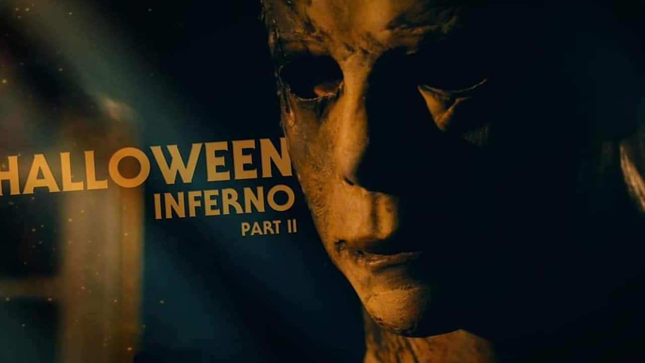Halloween Inferno Part 2 banner - Video: Check Out Part 2 of Killer HALLOWEEN Fan Film: HALLOWEEN INFERNO