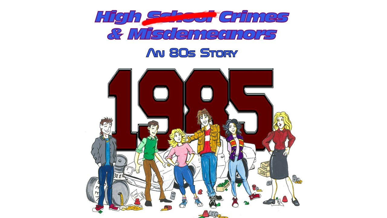 High School Crimes and Misdemeanors Banner - DEATH HOUSE/THE SPECIAL Director B. Harrison Smith Launching True-Story Podcast Set in 1980s