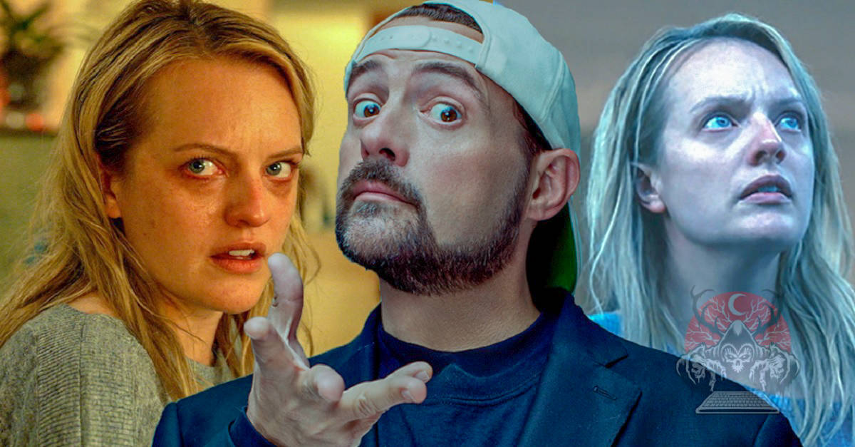 Kevin Smith The Invisible Man edited - Kevin Smith Praises Blumhouse's THE INVISIBLE MAN