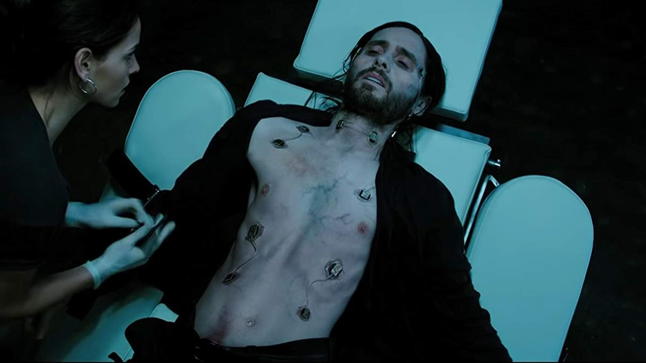 Morbius Banner - Jared Leto Just Found Out About Coronavirus Yesterday