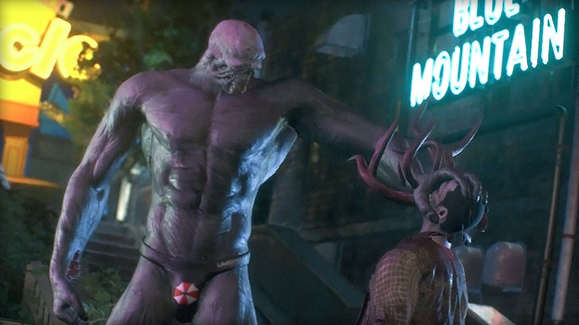 Nemesis Beach Boy - Someone Already Created A Sexy Nemesis Mod For Resident Evil 3