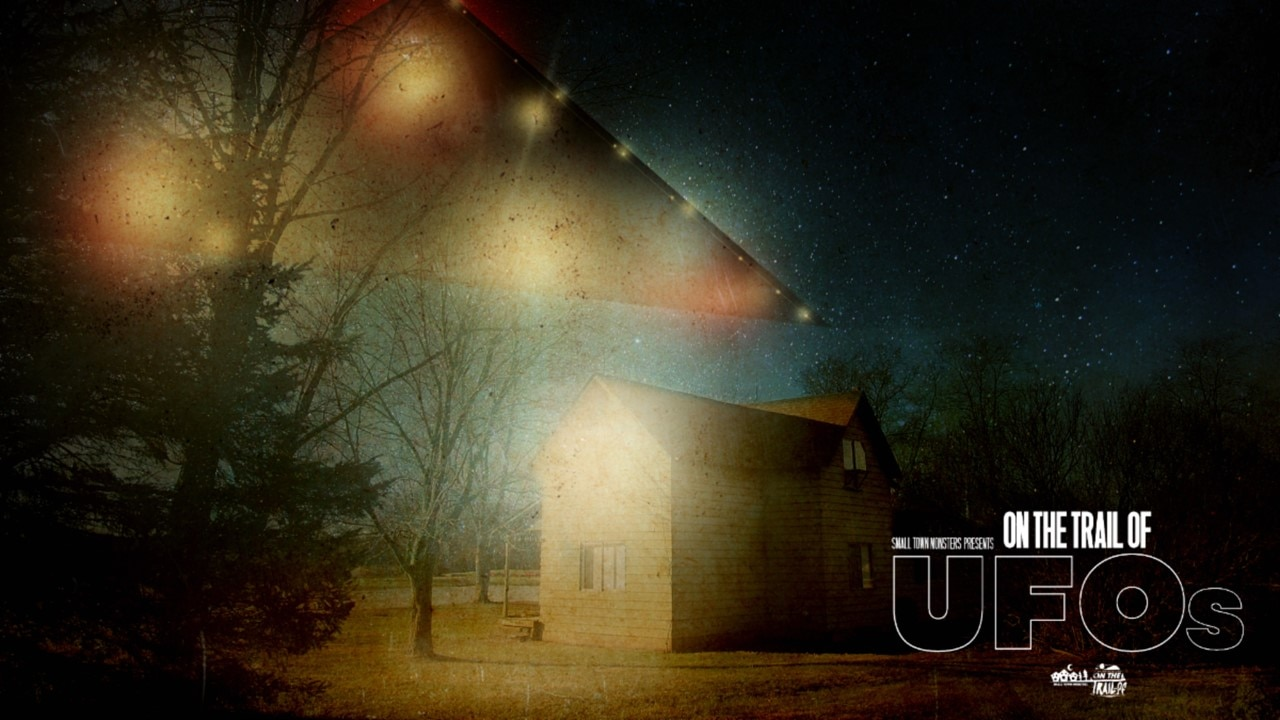 On the Trail of UFOs Banner - ON THE TRAIL OF UFOS Contacts New Trailer Ahead of Release