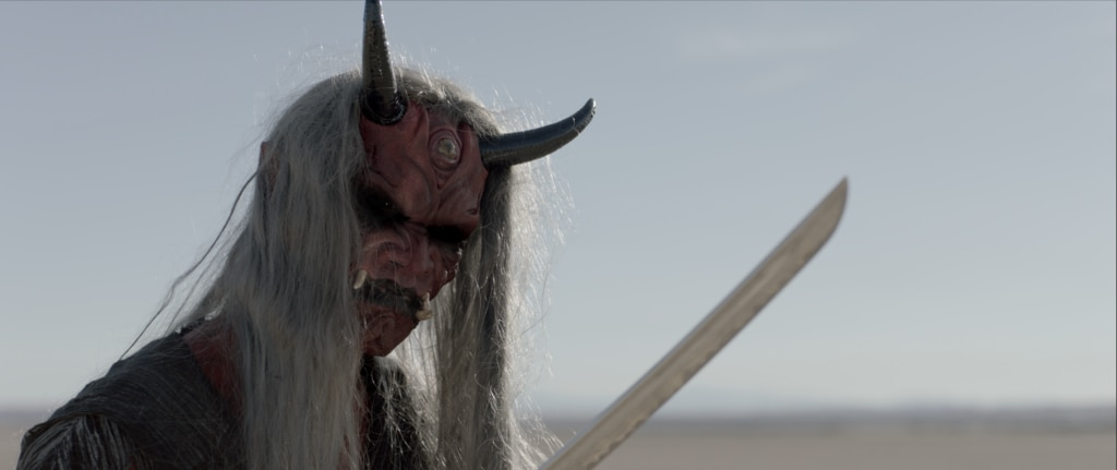 Oni Eye 1024x431 - Exclusive Premiere: A Samurai Faces His Demons in Horror Short ONI Based on Classic Japanese