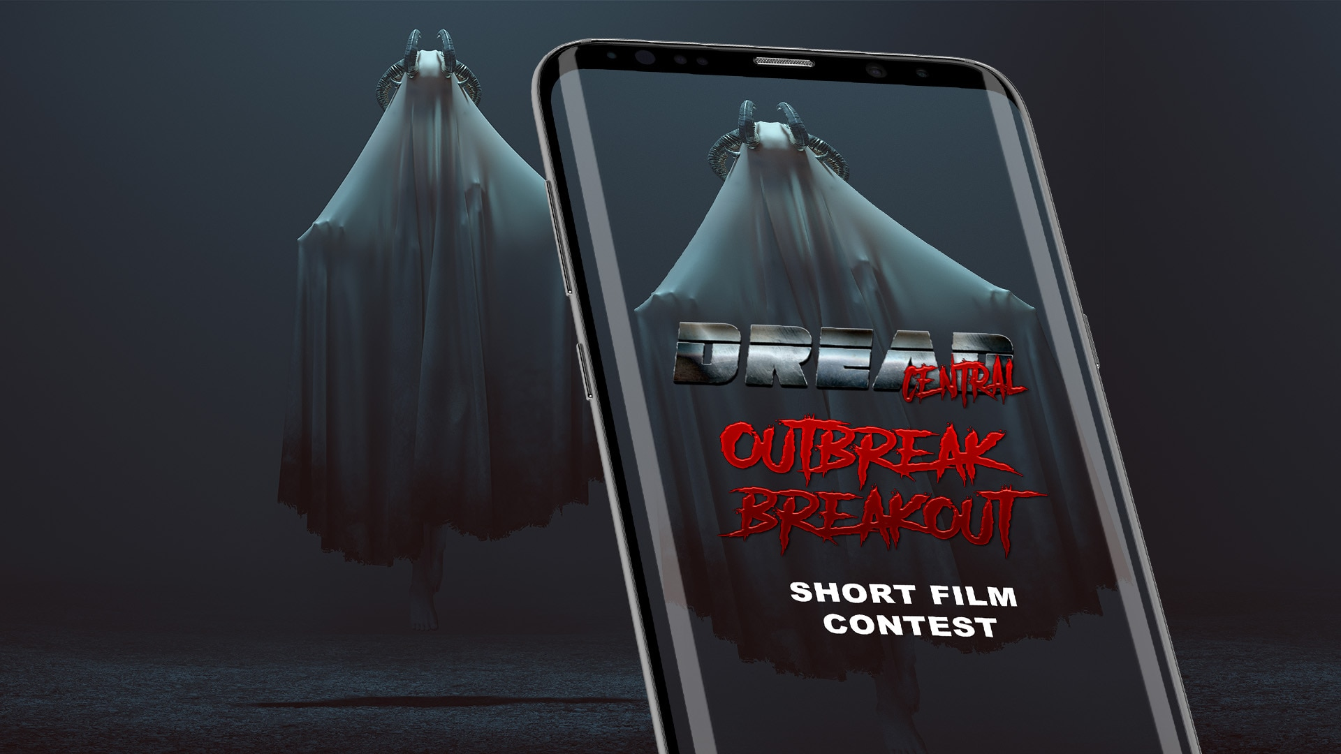 Outbreak Breakout Contest Banner - Mr. H Made a Short Film Inspired by the COVID-19 Outbreak--And You Should Too!