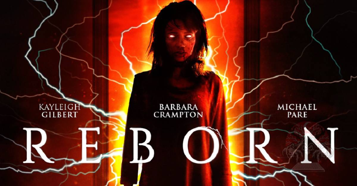 REBORN Poster DC - Poster: CARRIE Meets FIRESTARTER In REBORN With Barbara Crampton