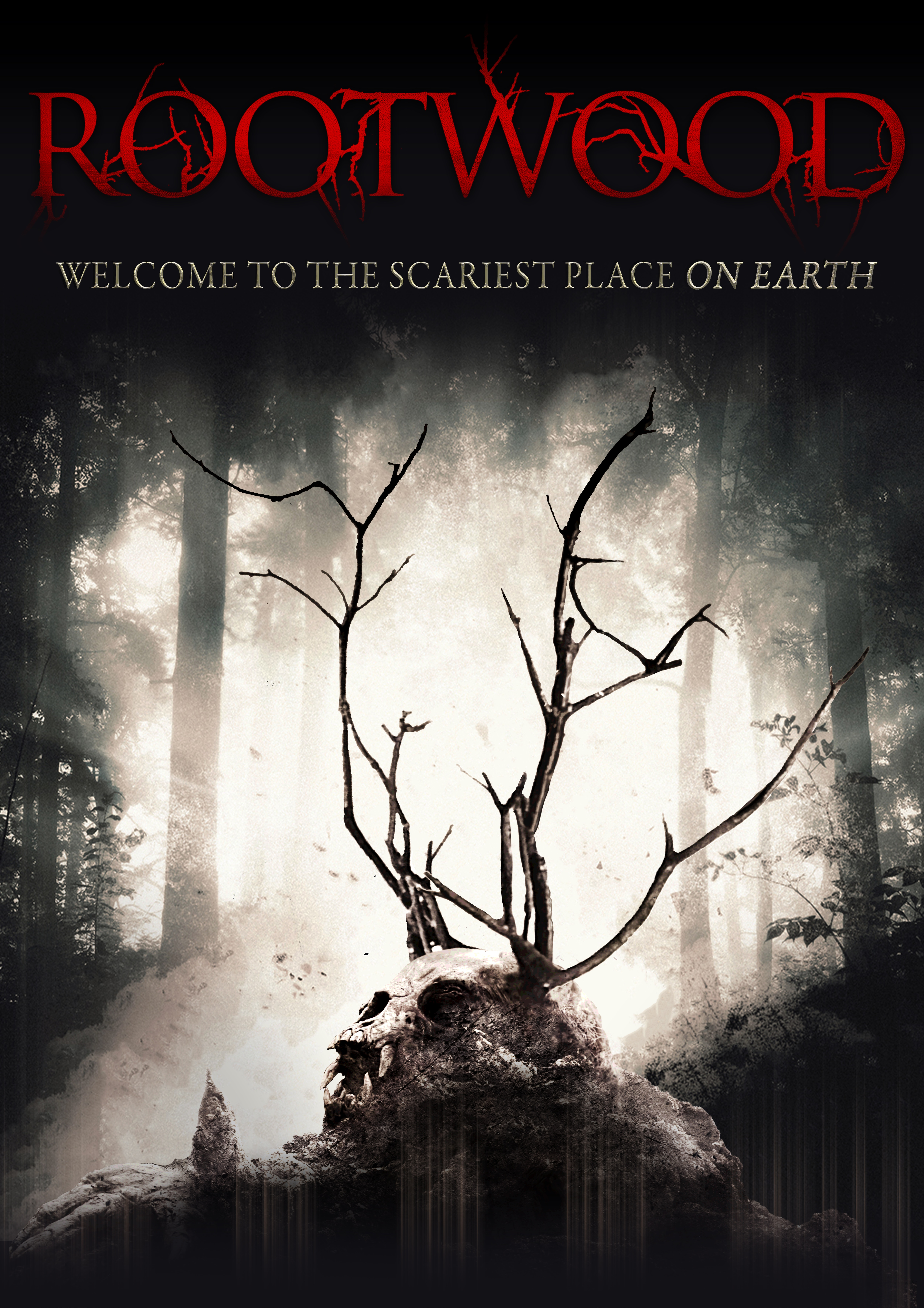 Rootwood Artwork Adjusted Matt 2 0 1 - Trailer & Poster: ROOTWOOD Starring Felissa Rose and Elissa Dowling