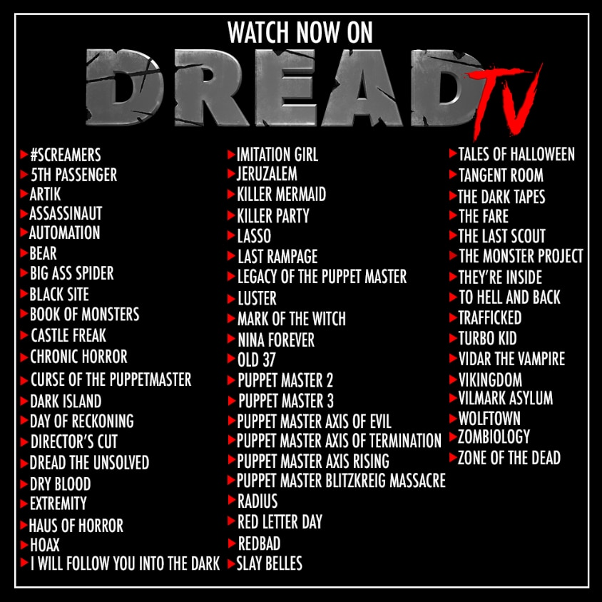 Screen Shot 2020 03 27 at 9.37.35 AM - Dread X: 10 Awesome DREAD/Epic Horror Movies You Can Stream Now on Our Free AVOD App!