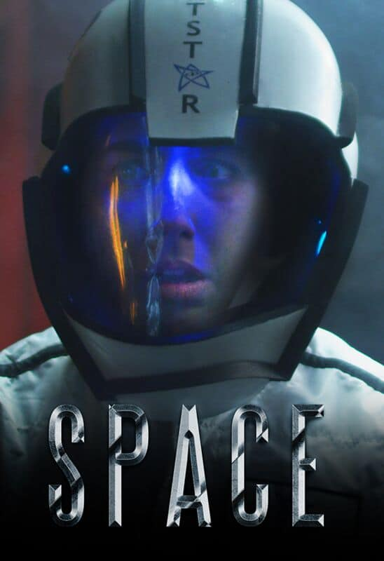 Space Poster - Trailer: Horror/Sci-Fi SPACE Brings the Cosmic Terror