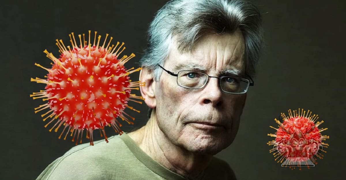 Stephen King Coronvirus - Stephen King: Coronavirus Pandemic Has Just Been Waiting to Happen...