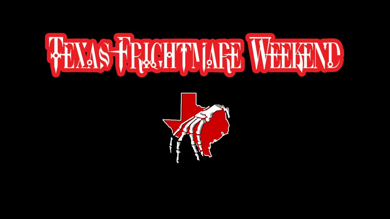 TFW Banner - TEXAS FRIGHTMARE WEEKEND 2020 Rescheduled + Bill Moseley Announced!