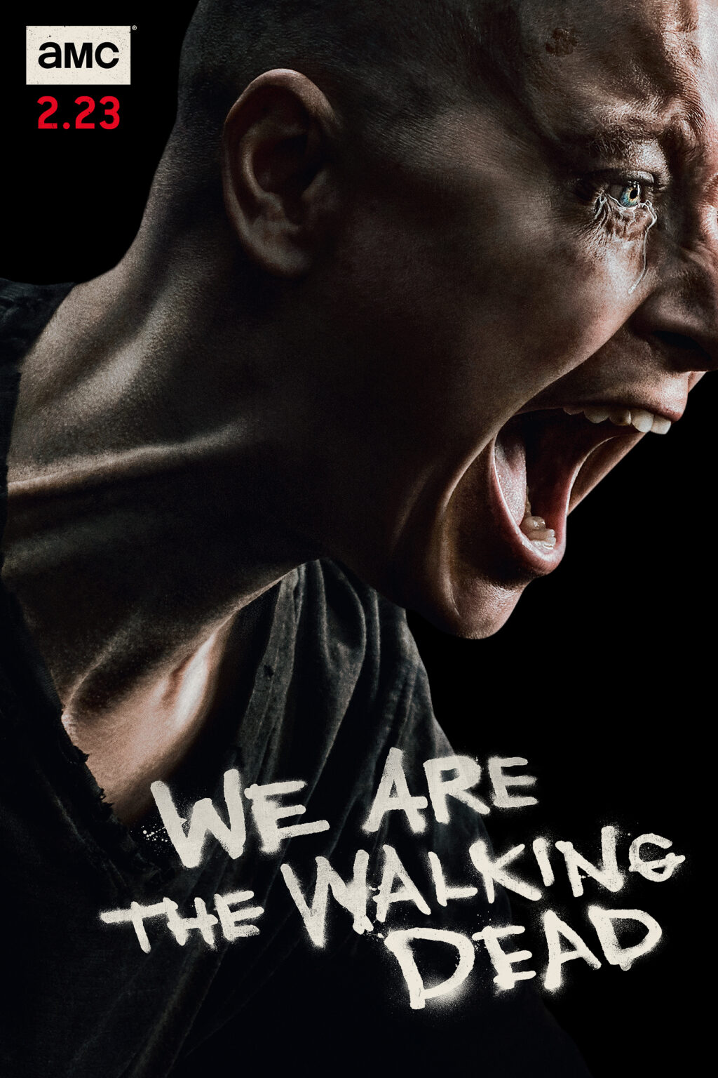 TWD Alpha Poster 1024x1536 - Meet the Colorful Stranger in Opening Minutes of This Sunday's New Episode of The Walking Dead