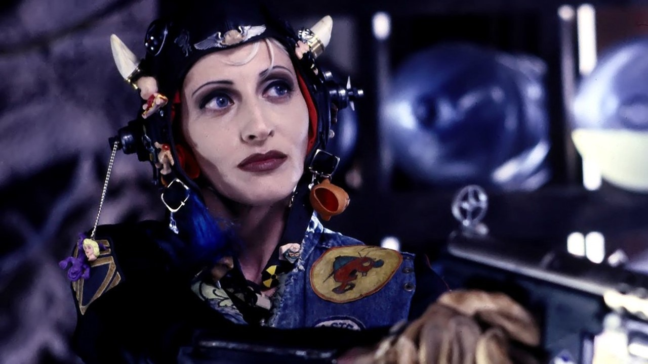 Tank Girl Banner - TANK GIRL Star & Director Hosting Live Tweet Watch-Along for Film's 25th Anniversary on March 30th