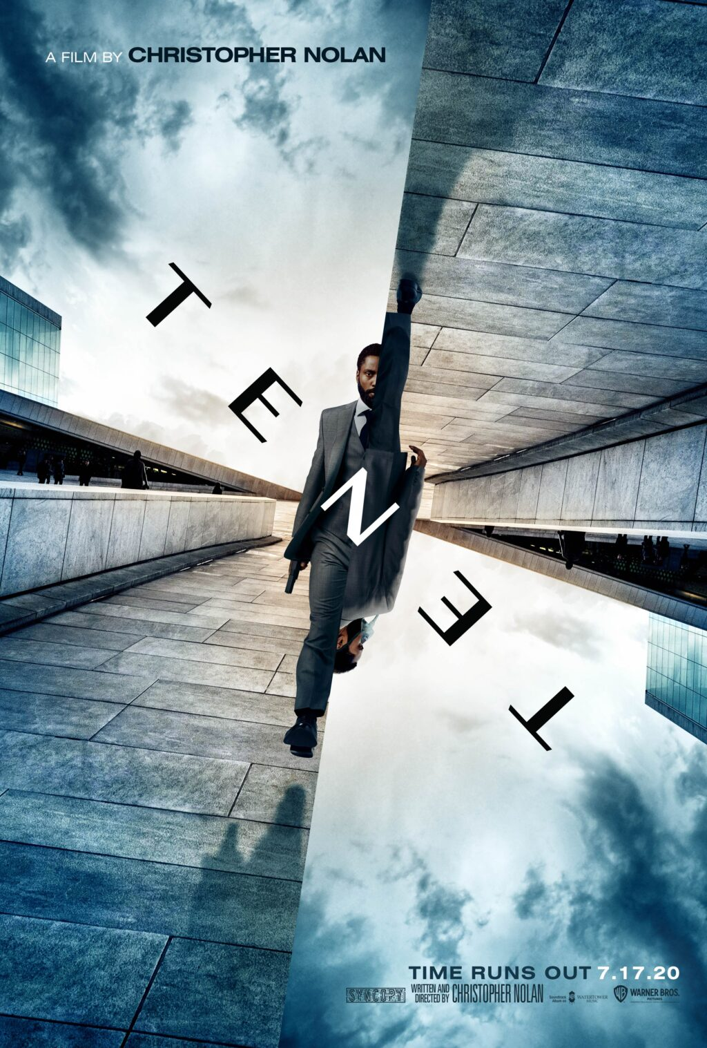 Tenet 1024x1517 - Christopher Nolan's TENET Holds July Release Anticipating Theaters Will Be Back By Then