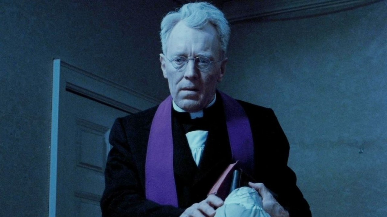 The Exorcist Banner - Angels, Demons and Everything Between: The Horror Legacy of Max von Sydow