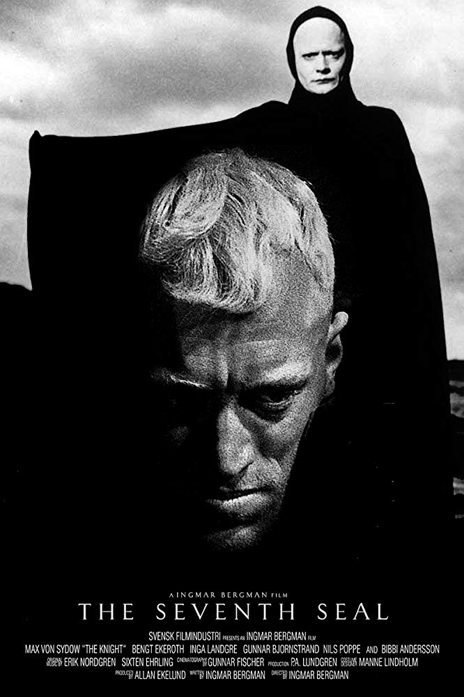 The Seventh Seal Poster - Angels, Demons and Everything Between: The Horror Legacy of Max von Sydow