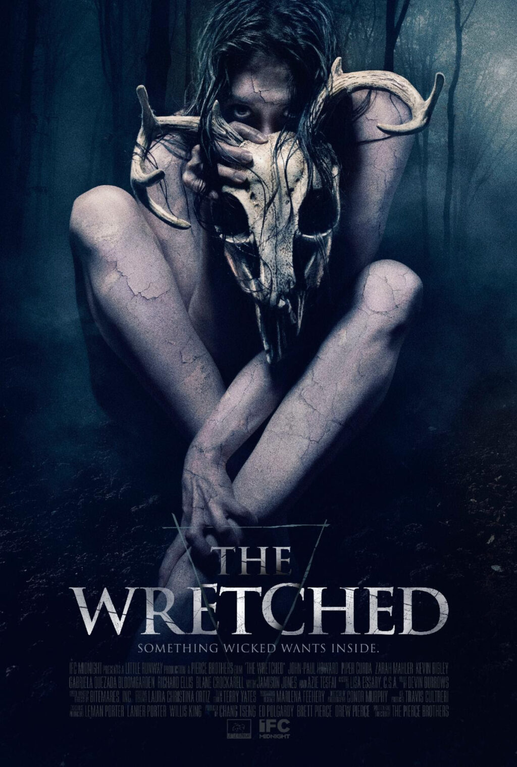 The Wretched Poster 1024x1517 - New Trailer & Poster: IFC Midnight's THE WRETCHED Opens May 1st