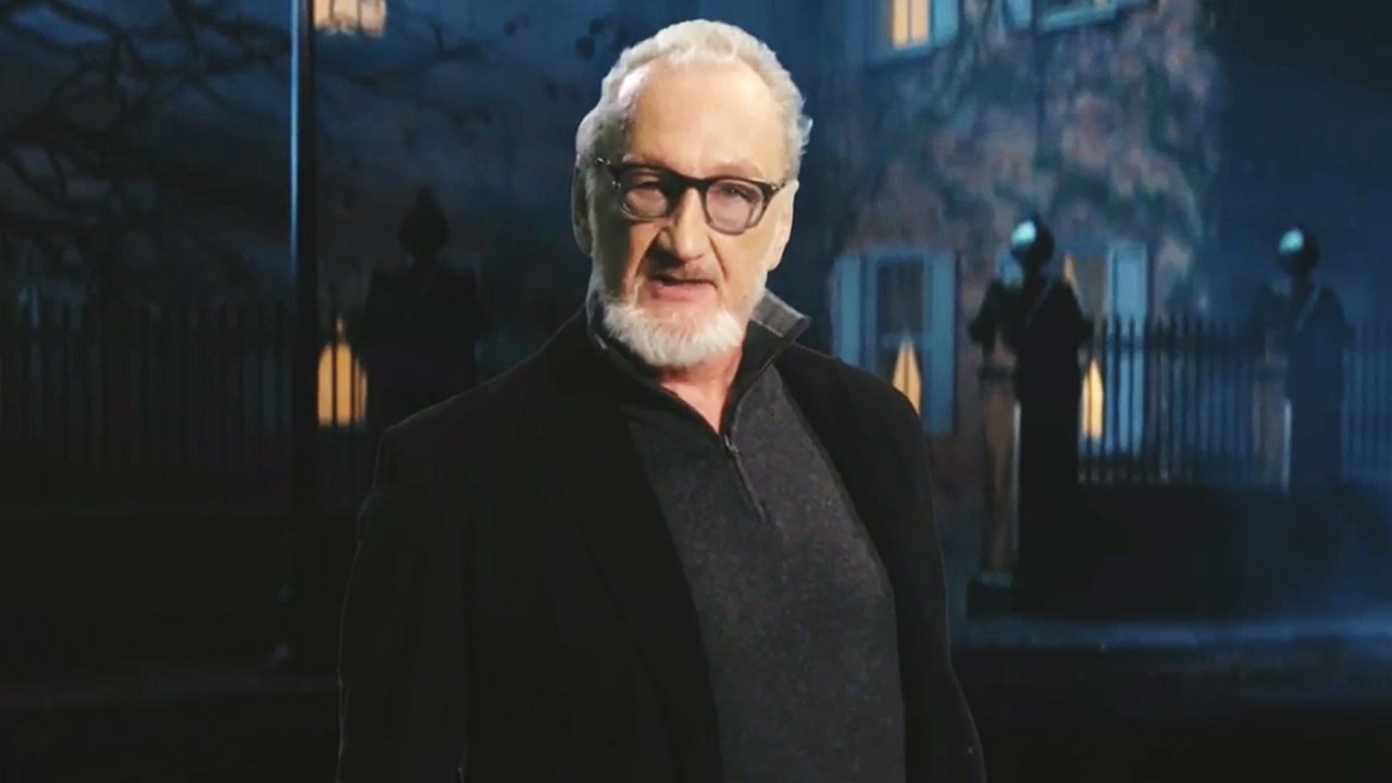 True Terror Robert Englund - Travel Channel Paranormal Programming Highlights: March 24th – April 12th
