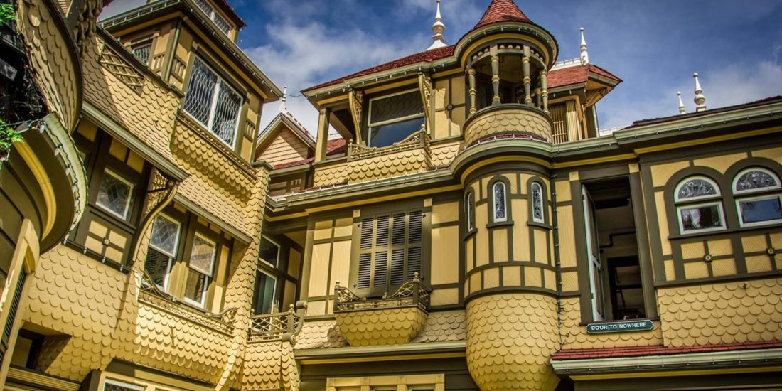 Winchester 1100x550 - Winchester Mystery House Offering Virtual Tours to Homebound Horror Fans
