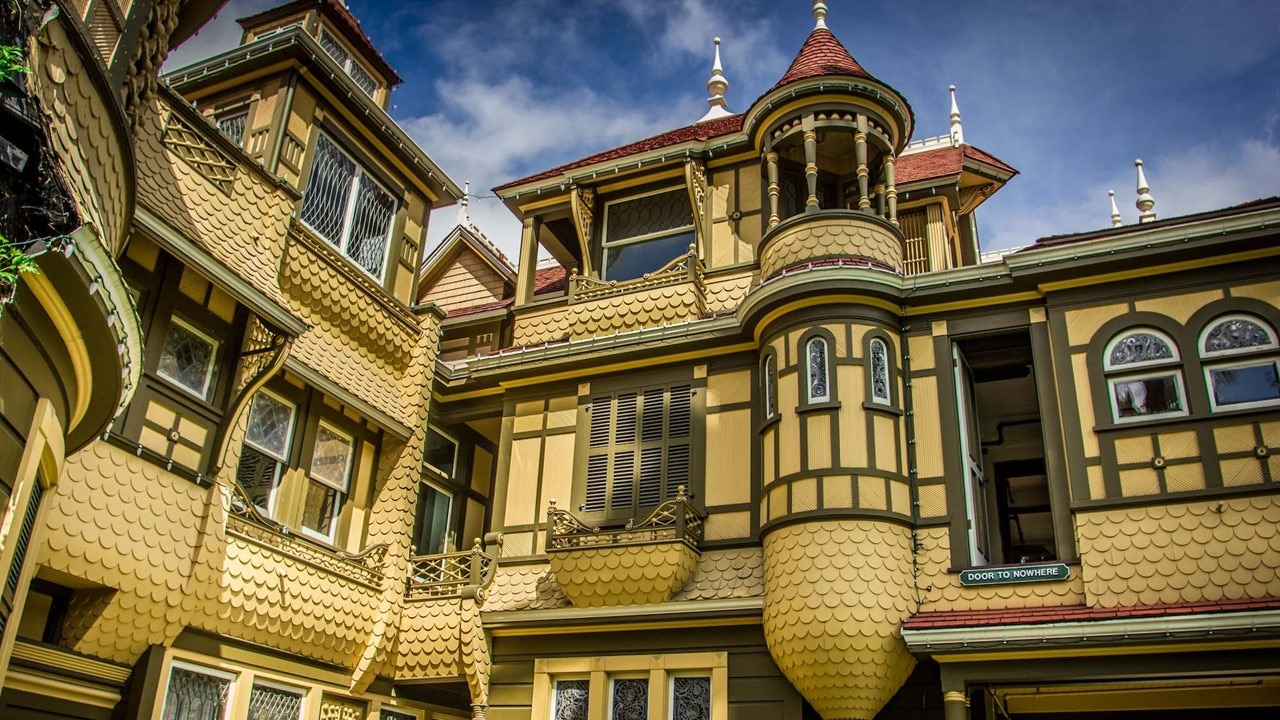 Winchester - Winchester Mystery House Offering Virtual Tours to Homebound Horror Fans