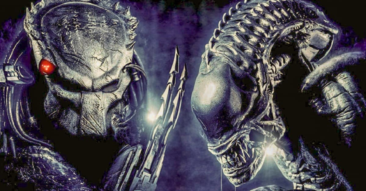 alien vs predator anime netflix - Fox Completed Netflix ALIEN VS. PREDATOR Anime Before Disney Merger?