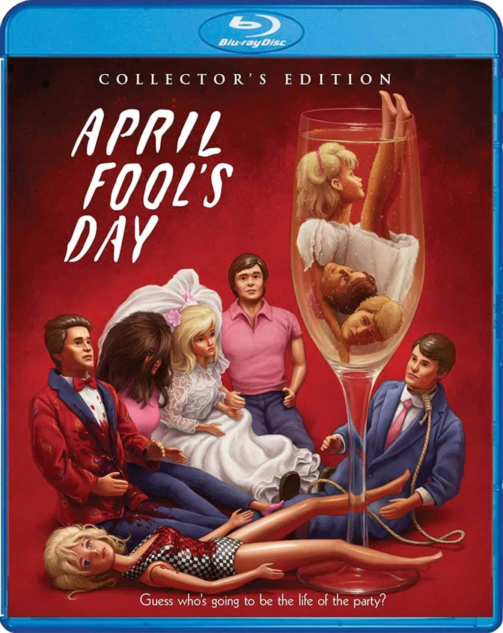 april fools day blu 1024x1288 - APRIL FOOL'S DAY Blu-ray Review - This Release Is No Joke