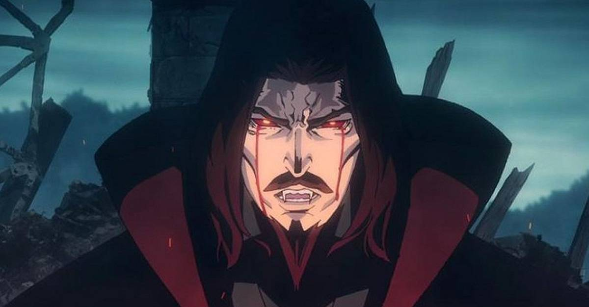 castlevania netflix - Netflix Renews CASTLEVANIA For Fourth Season