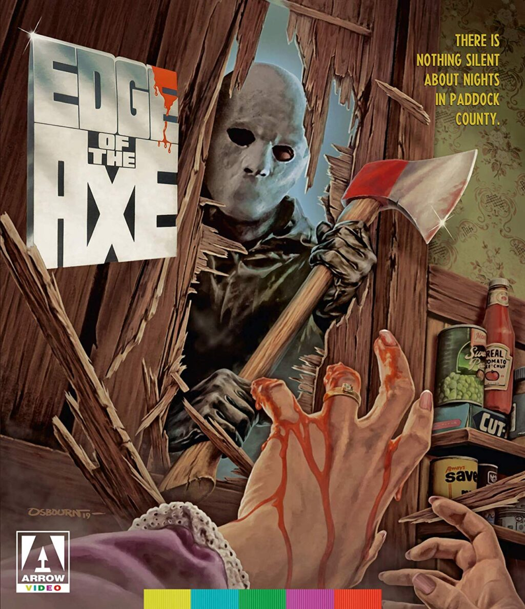 edge of the axe blu 1024x1188 - EDGE OF THE AXE Blu-ray Review - A Savage Spanish Slasher