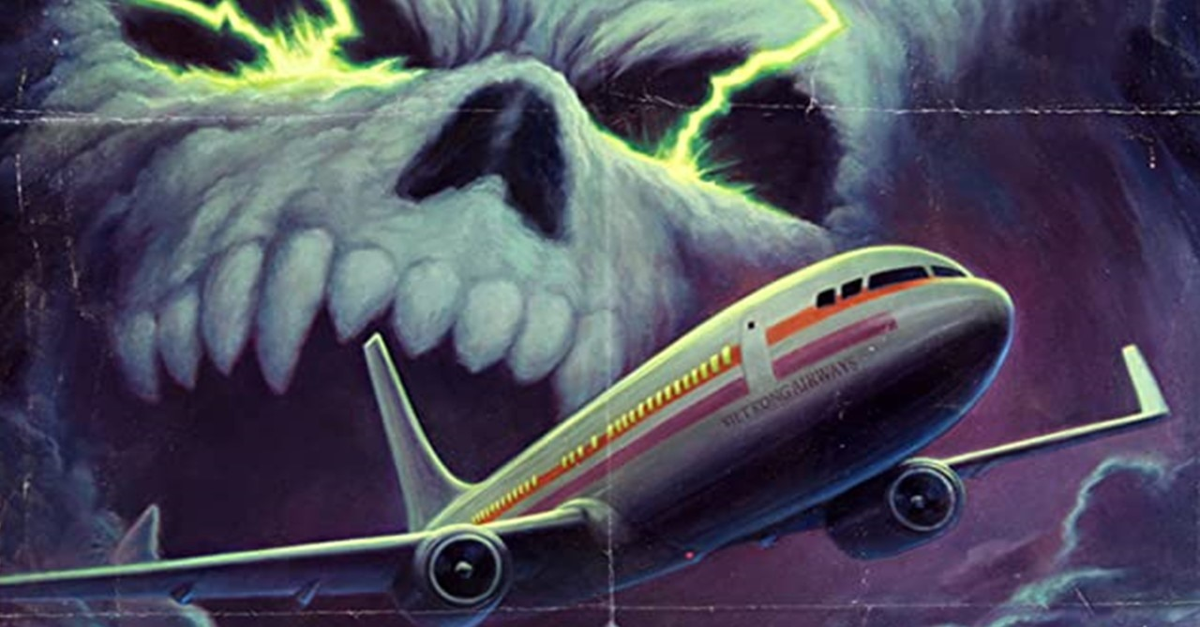 exorcism at 60000 feet banner - Trailer: EXORCISM AT 60,000 FEET Takes Flight 5/5