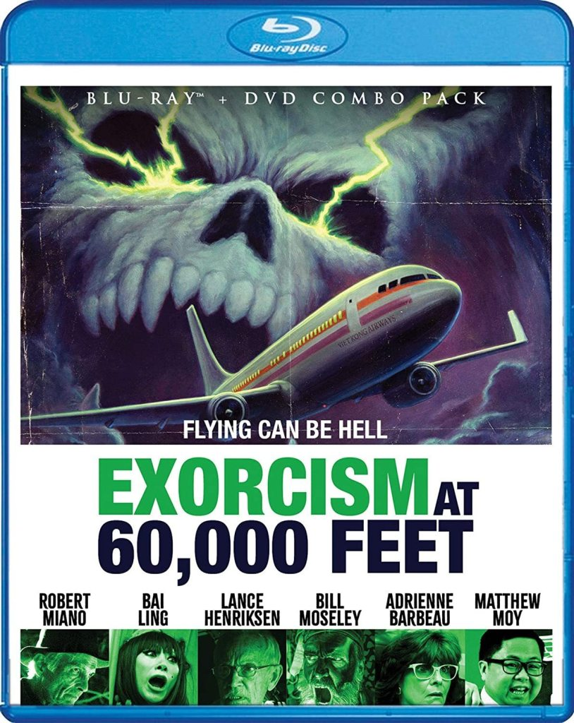 exorcism at 60000 feet - Trailer: EXORCISM AT 60,000 FEET Takes Flight 5/5