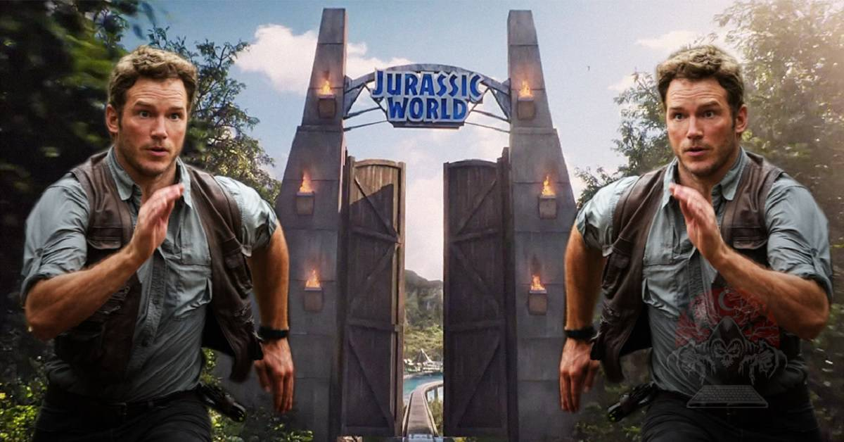 jurassic world 3 set - Aerial Pics Reveal Abandoned JURASSIC WORLD 3 Set