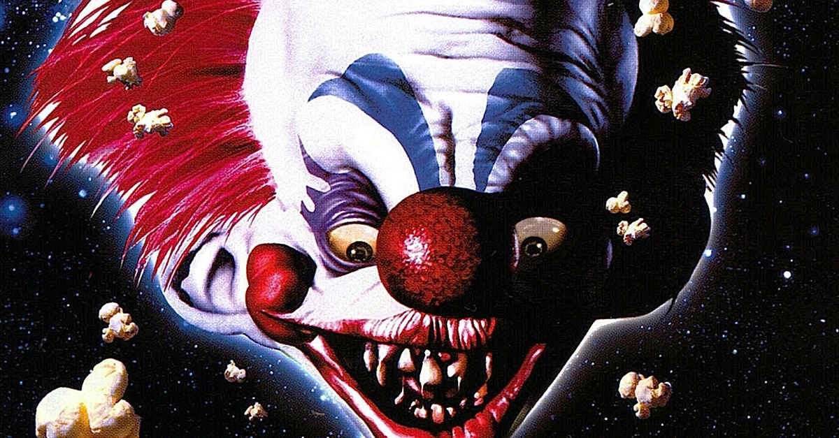 killer klowns from outer space - KILLER KLOWNS FROM OUTER SPACE Invade Netflix Next Month