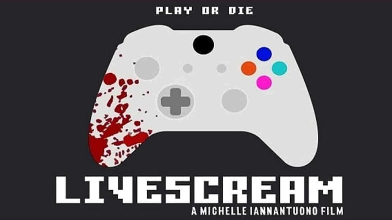 livescream banner - Players Are Haunted By A Cursed Video Game In LIVESCREAM Trailer